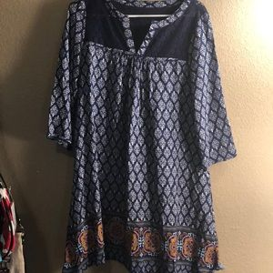Alterd state dress
